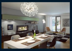 Nové byty Rezidence 3D