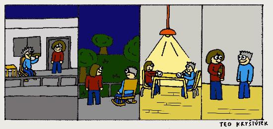 Příběh Rezidence 3D